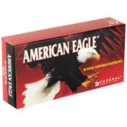 Federal American Eagle 25 Auto 50GR FMJ
