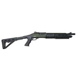 Canuck Canuck Commander Green Pump Action 12 GA