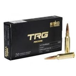 Sako TRG Precision 6.5 Creedmoor 160H 136GR 20ct