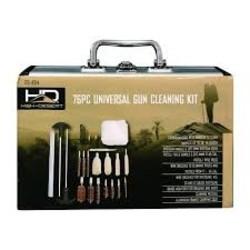 High Desert 76 Piece Universal Gun Cleaning Kit