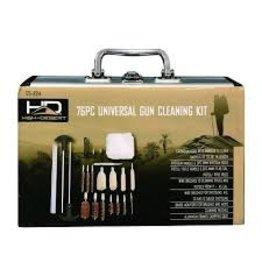 High Desert High Desert 76 Piece Universal Gun Cleaning Kit