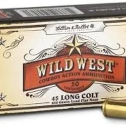Sellier & Bellot 45 Colt 250GR LFN Cowboy 50ct