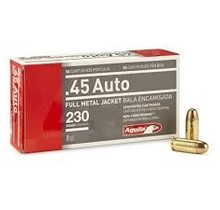 Aguila 45 Automatic FMJ 230GR 1000ct