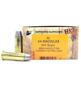 HSM HSM 44Magnum 240GR SWC 50ct