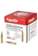 Aguila Aguila 5.56x45 FMJBT 55GR Bulk Pack 300 Rounds