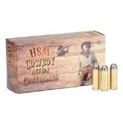 HSM Cowboy Action Cartridges 45 Colt 200GR