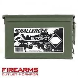 "Challenger 12GA 2-3/4"" 00 Buck 175 Pack Magnum"