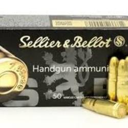 Sellier & Bellot 7.62x25 Tokarev 85GR FMJ