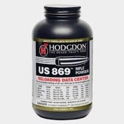 Hodgdon US 869 Smokeless Rifle Powder 1Lb