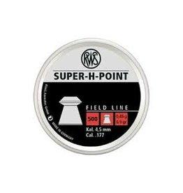 RWS RWS .177 Super-H-Point Fieldline Pellets 500