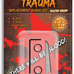 Dead Ringer Trauma Replacement Blade Set