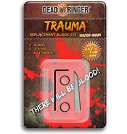 Dead Ringer Dead Ringer Trauma Replacement Blade Set