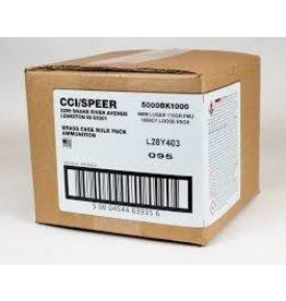 CCI/Blazer CCI 9mm 115gr 1000rds
