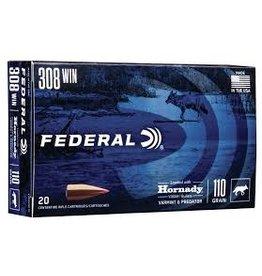 Federal Federal Varmint & Predator Hornady V-Max  308 WIN Grain 20Rds