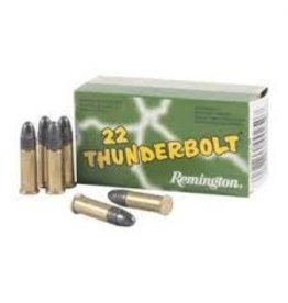 remington Remington ThunderBolt Rifle Ammo 22LR 50ct