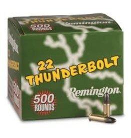 remington Remington ThunderBolt Rifle Ammo 22LR 50x10ct