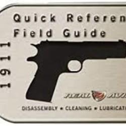 Real Avid 1911 Field Guide