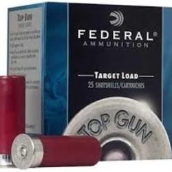 Federal top Gun target 20ga 2 3/4  7/8oz 250rds