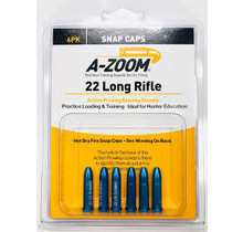 A-Zoom 22 Long Rifle Snap Caps
