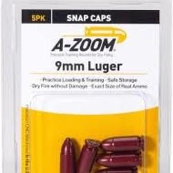 A-Zoom Snap Caps 9mm