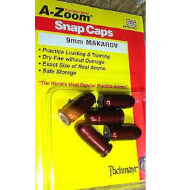 A-Zoom A-Zoom Snap Caps 9mm Makarov 5ct