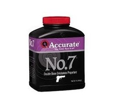Accurate #7 Powder1lbs