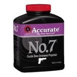Accurate #7 Powder 1lbs