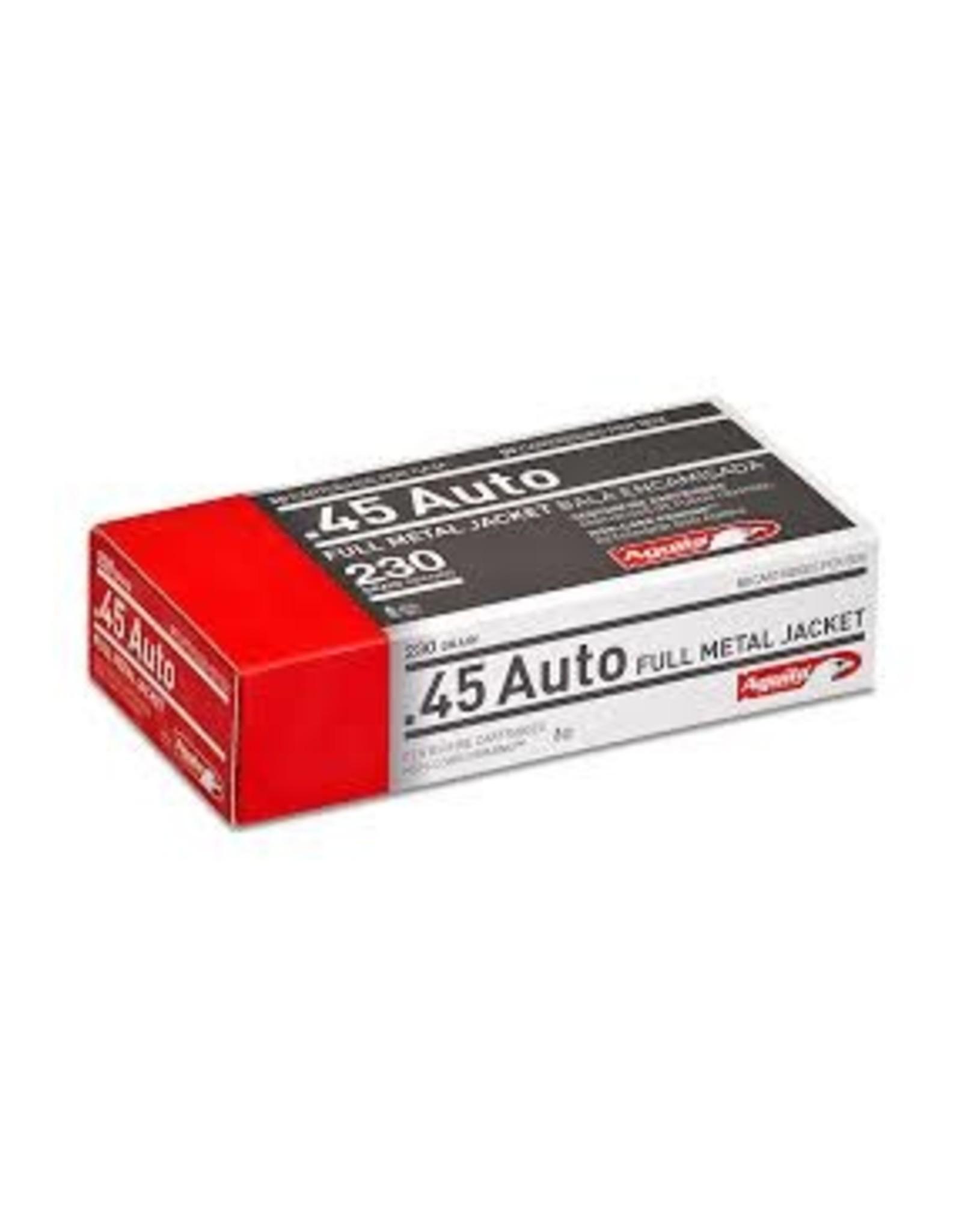Aguila Aguila .45 Auto 230gr 50ct