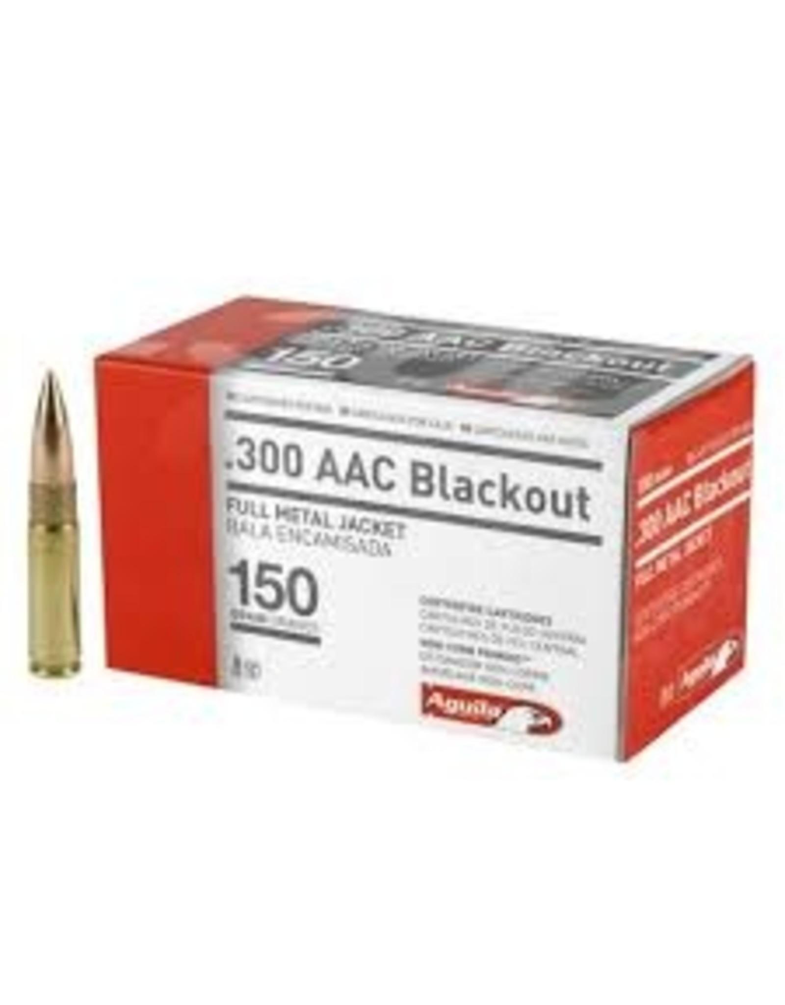 Aguila Aguila .300 AAC Blackout 150gr