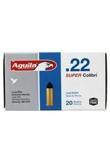 Aguila Aguila .22 Super 590fps 20gr