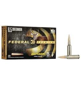 Federal Federal Premium Berger Hybrid Hunter 6.5 Creedmoor 135GR