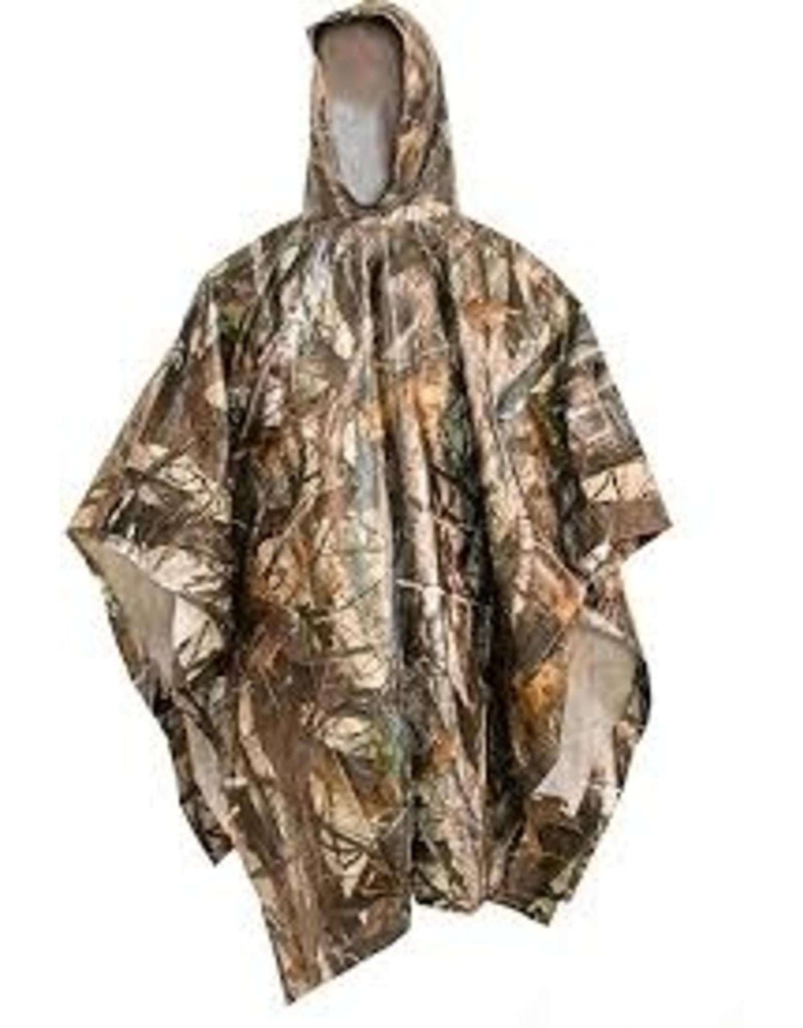 Allen Allen Camouflage Poncho