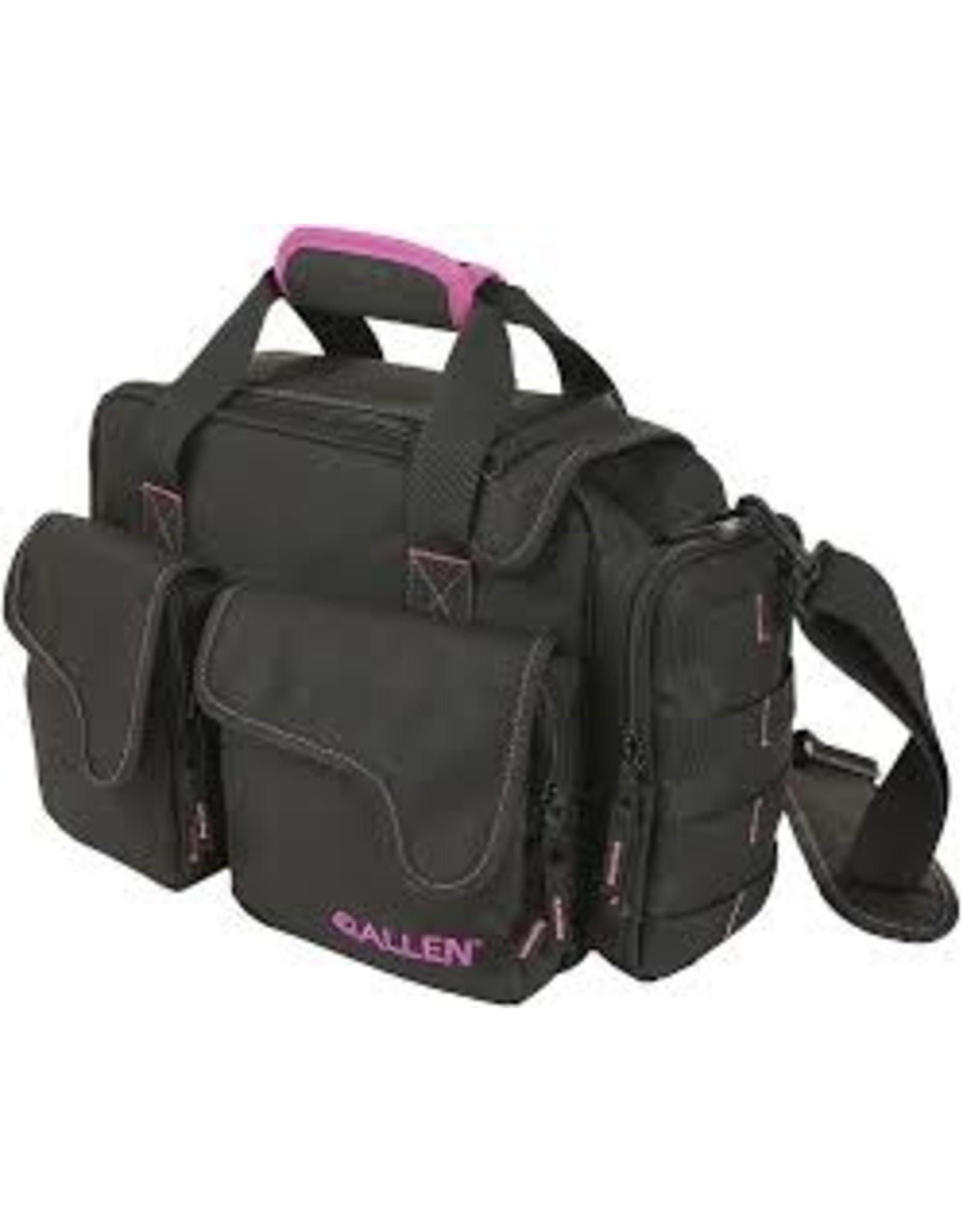 Allen Allen Dolores Compact Range Bag Black/Orchid