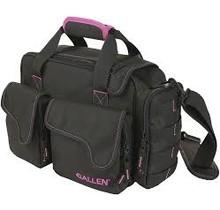 Allen Dolores Compact Range Bag Black/Orchid