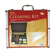 Allen Delux Cleaning Kit Aluminum Box 60 Pieces