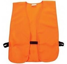 Allen Orange Vest For Hunters Bubba Size