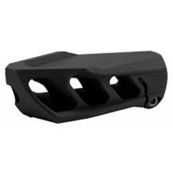 Cadex MX1 Muzzle Brake 5/8-24 Threads Black