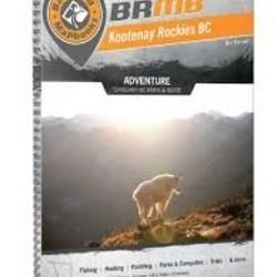 BRMB Kootenay Rockies BC Spiral 8th Edition