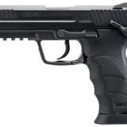 HK 45 CO2 air pistol BB's .177