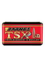 """Barnes Barnes TSX 30 cal .308"""" 168GR TSX BT"""