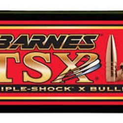 "Barnes TSX 30 cal .308"" 168GR TSX BT"