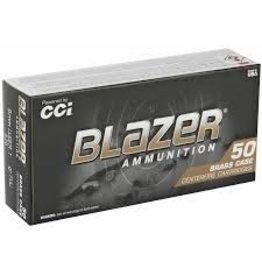 CCI CCI Blazer Ammo 9mm Luger 124Gr FMJ 50ct X 20