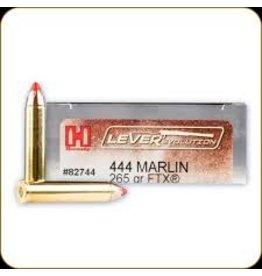 Hornady Hornady LEVERevolution Rifle Ammo 444 MARLIN, FTX, 265 Grains, 2325 fps