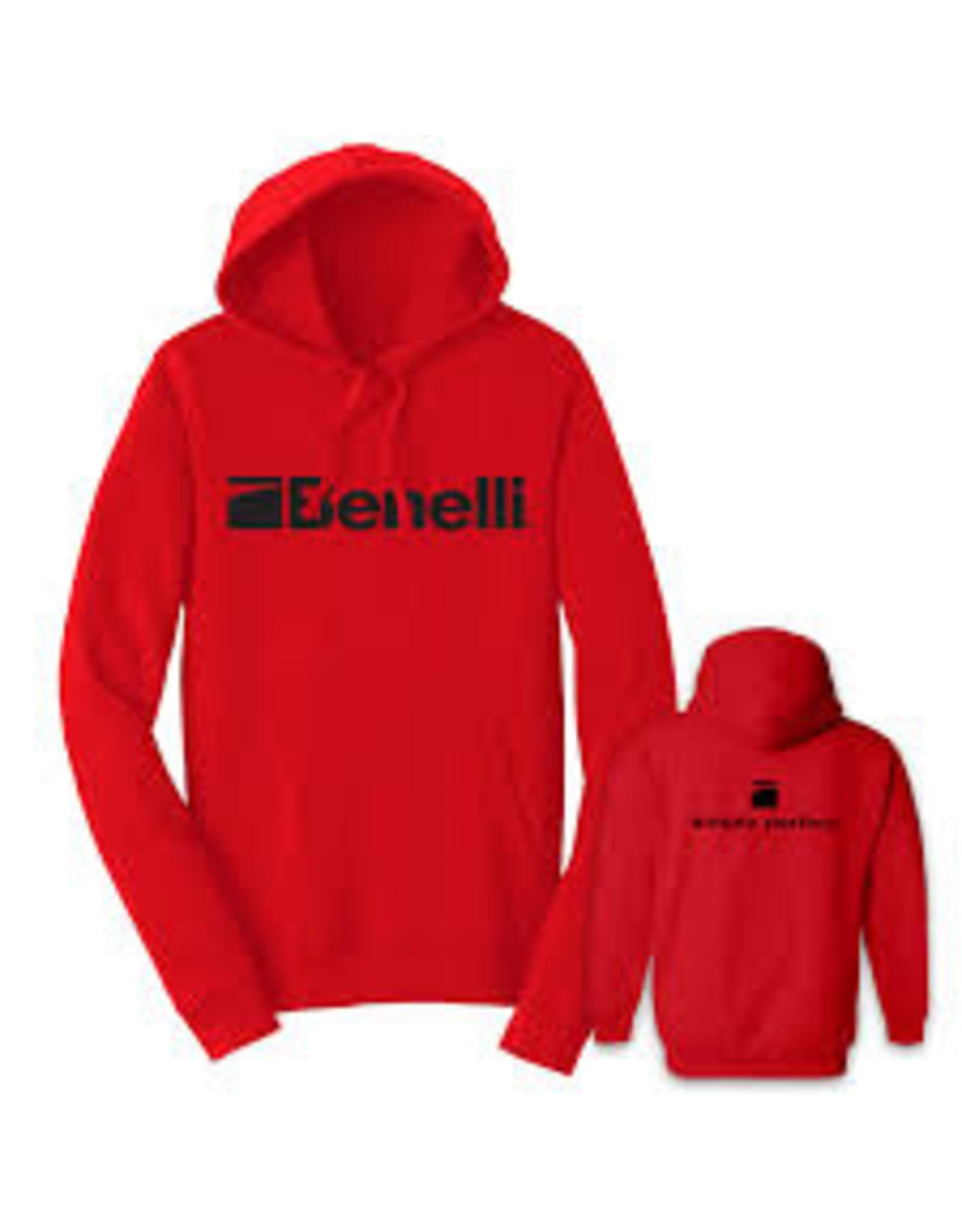 Benelli Benelli Hoodie Red XXL
