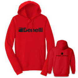 Benelli Hoodie Red XXL