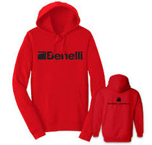 Benelli Hoodie Red L