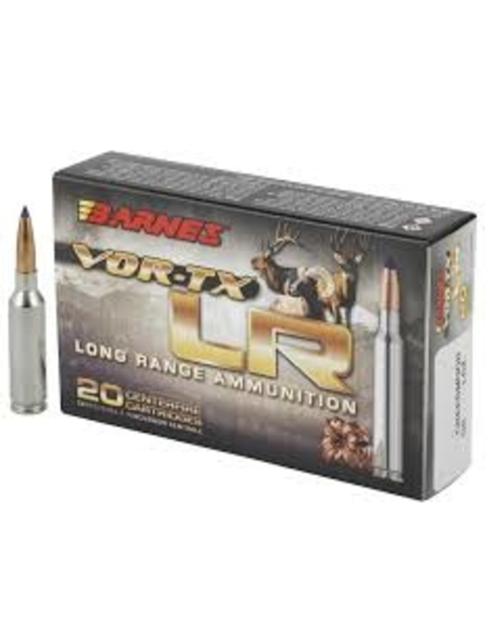 Barnes Barnes Vor-Tx Long Range Centerfire Rifle 6.5mm 127Gr 2825FPS LRX