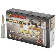 Barnes Vor-Tx Long Range Centerfire Rifle 6.5mm 127Gr 2825FPS LRX