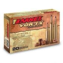 Barnes Vor-Tx Rifle Ammo 270Win TTSX BT 130GR 20ct
