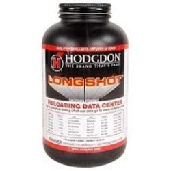 Hodgdon LongShot Pistol / Shotgun Smokeless Powder 1Lbs